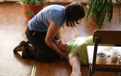 """Падение болящего человека - Клиника """"Лето"""""""