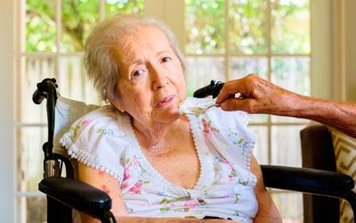 Тяжёлая стадия деменции - Лето