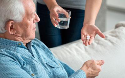 Медикаментозное лечение деменции - Лето