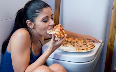 Лечение расстройства пищевого поведения - Лето