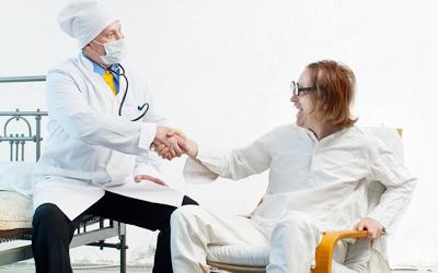 Доктор и пациент - Лето