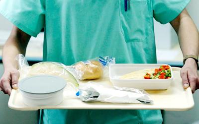Соблюдение режима питания в больнице - Лето