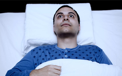 Хроническое недосыпание - Лето