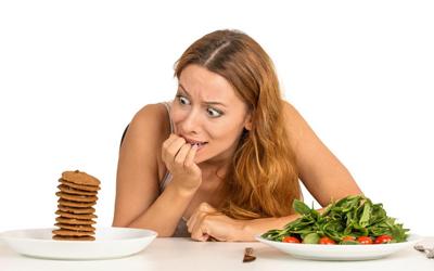 Приступы тяги к пище - Лето