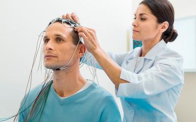 Электроэнцефалограмма - Лето
