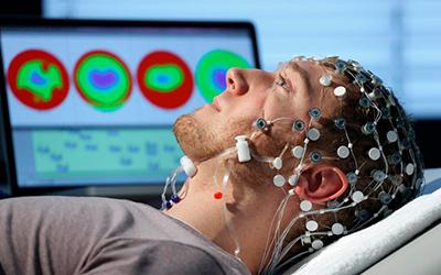 Обследование ЭЭГ - Лето