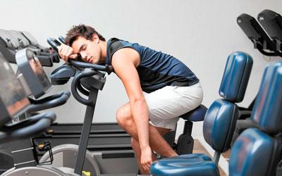 Маниакальное пристрастие к физическим нагрузкам – Лето