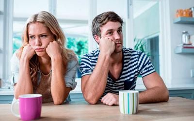 Плохие отношения с супругой – Лето