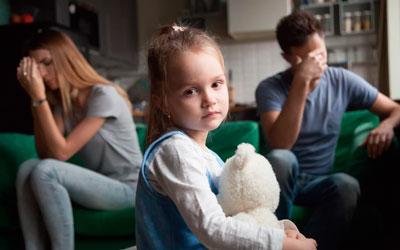 Отсутствие семьи у ребенка - Лето