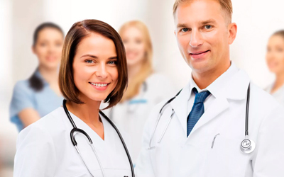 Наши специалисты оценят состояние пациента - Лето