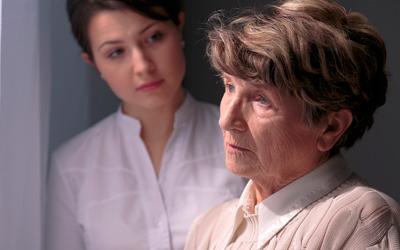 Атрофическая и сосудистая формы деменции - Лето