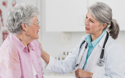 Диагноз старческой деменции - Лето