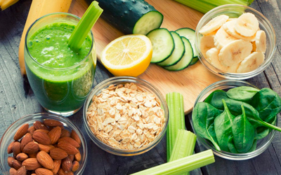 Соблюдение правильного питания - Лето