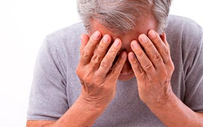 Клиническая картина сенильной деменции - Лето