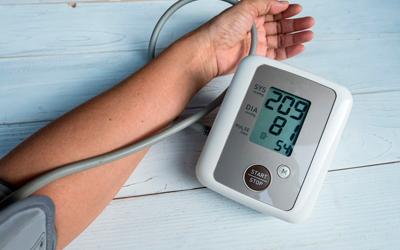 Перепады артериального давления - Лето
