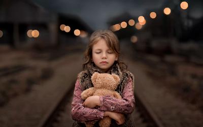 Пространственное восприятие у ребенка- Лето