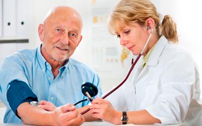 У человека повышается артериальное давление - Лето