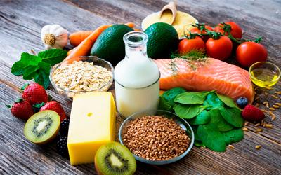 Правильное и сбалансированное питание - Лето