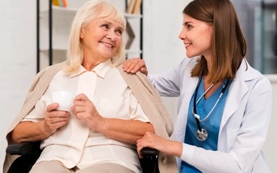 Вежливость и тактичность медицинского персонала - Лето
