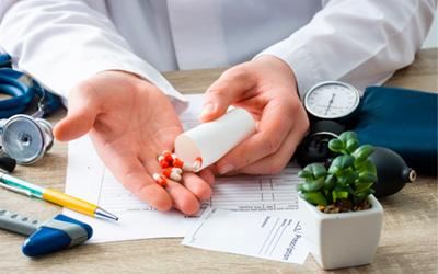 Фармакотерапия при псевдодеменции - Лето