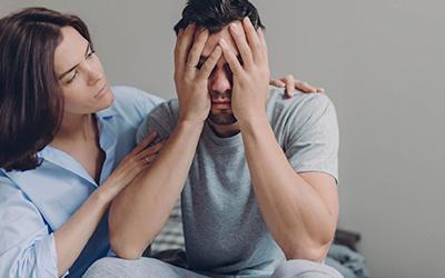 Действия при симптомах депрессии у мужчин - Лето