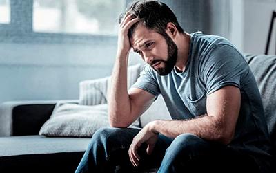 Симптомы депрессии у мужчин - Лето