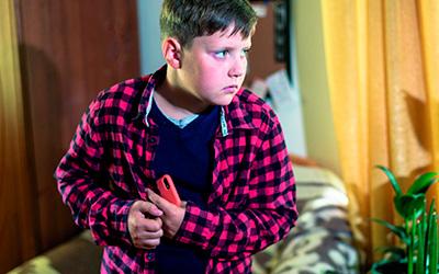 Клептомания у подростков - Лето