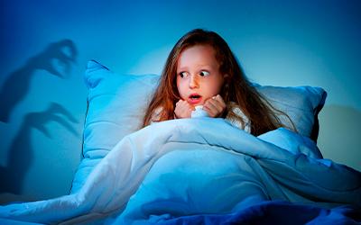 Причины галлюцинаций у детей - Лето