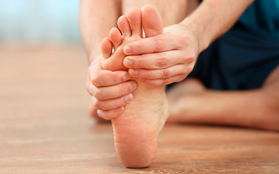 Синдром беспокойных ног - Лето