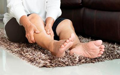 Вторичный синдром беспокойных ног - Лето