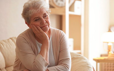 Депрессия у пожилых - Лето