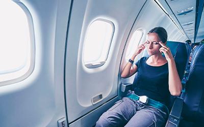 Как аэрофобу подготовиться к полету - Лето