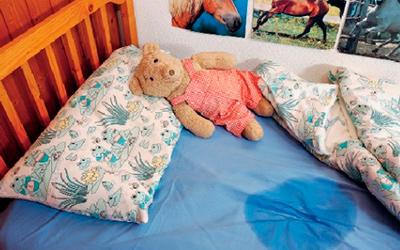 Ночной энурез у детей - Лето