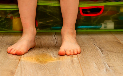 Причины энуреза у детей - Лето