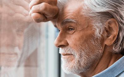 Причины развития депрессии у пожилых - Лето
