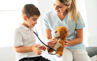 Принципы лечения энкопреза у детей - Лето