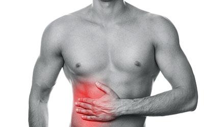 Хроническая боль в области ребер - Лето