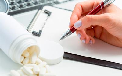 Прием лекарственных препаратов - Лето
