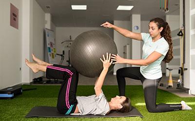 Лечебная физкультура - Лето
