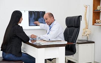 Лечение невроза позвоночника - Лето