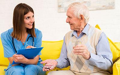 Лечение паранойи пожилых - Лето