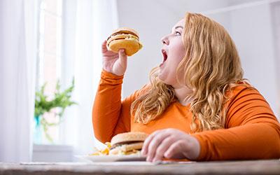 Психогенное переедание - Лето