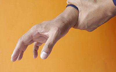 Спазматическая боль в руке - Лето