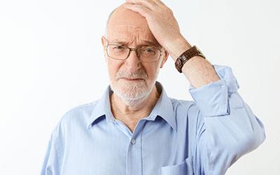 Старческая депрессия - Лето