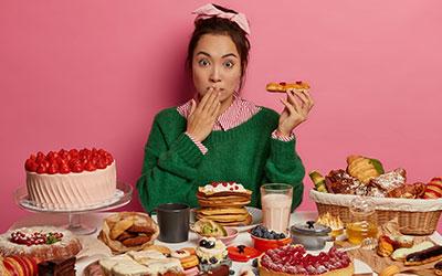 Утрата самоконтроля в процессе еды - Лето