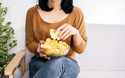 Зависимость в еде - Лето
