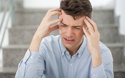 Жалобы на головную боль - Лето