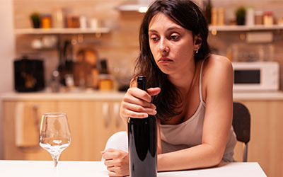 Алкоголизм - Лето