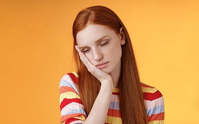 Хронический недосып - Лето