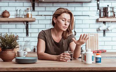 Неадекватная антидепрессивная терапия - Лето